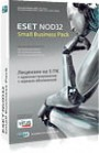Защита серверов ESET NOD32 SMALL Business Pack newsale for 10 user